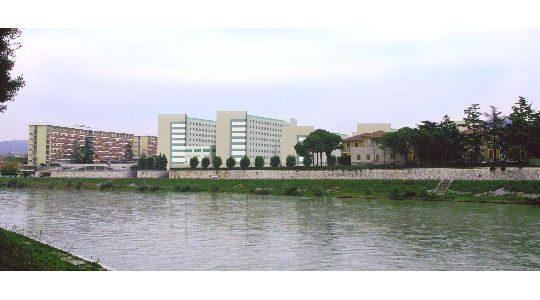 OSPEDALE CIVILE MAGGIORE DI BORGO TRENTO – Verona