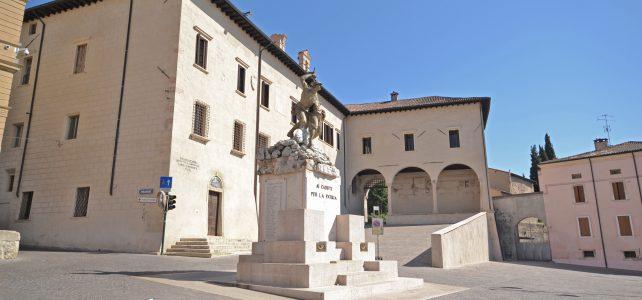 PIAZZA S.VENTURI – Monteforte d'Alpone (VR)