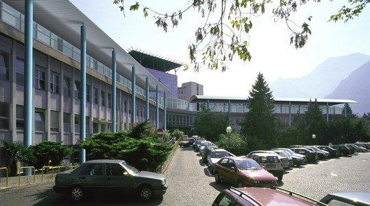 OSPEDALE CIVILE S.CHIARA – Trento