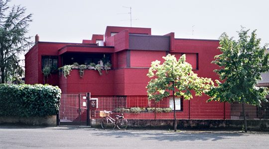 CASA BIFAMILIARE S. – Verona