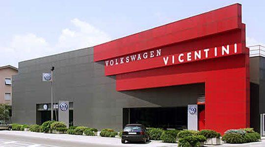 CONCESSIONARIA VOLKSWAGEN – Verona