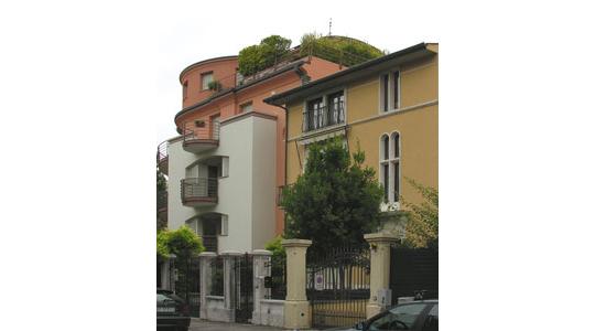 Edificio per appartamenti arteco architetti for Sito per architetti