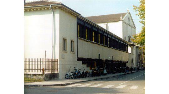 CHIOSTRO SAN FRANCESCO E BIBLIOTECA