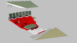 Auditorium - modellazione