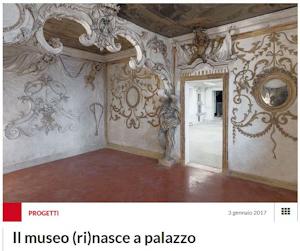 ABITARE – Il museo (ri)nasce a palazzo