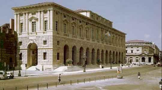 PALAZZO DELLA GRAN GUARDIA E DEI CONGRESSI – Verona