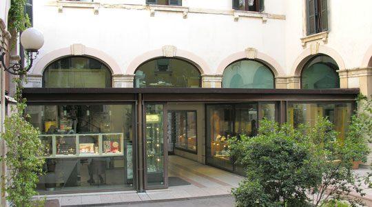 LOGGIA ARVEDI – Verona