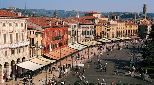 COPERTURE MOBILI LISTON PIAZZA BRA' – Verona