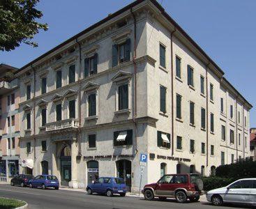 EDIFICIO RESIDENZIALE – Verona