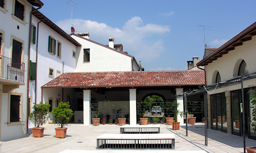 Corte bertoldi arteco architetti for Sito per architetti